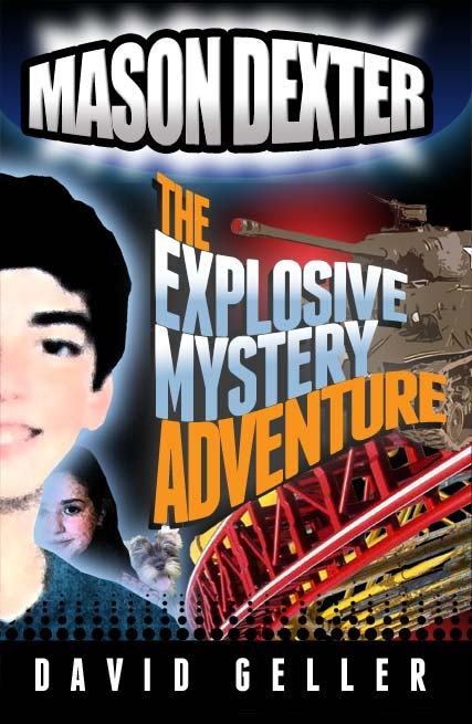 Mason Dexter: The Explosive Mystery Adventure