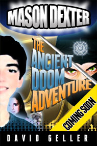 Coming Soon: Mason Dexter: The Ancient Doom Adventure